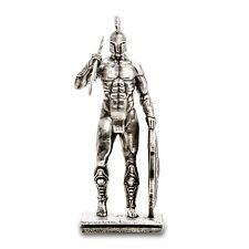 4 oz Silver Antique Statue - Frank Frazetta (Atlantis) - SKU #97599