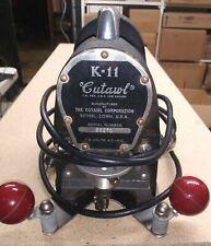 Cutawl K-11 Precision Cutting Machine