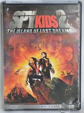SPY kids 2 The Island of Lost Dreams DVD Collector's Series Like New
