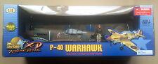 21st CENTURY TOYS 1:18 ULTIMATE SOLDIER P-40 WARHAWK +PILOT ACTION FIGURE