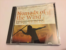 NOMADS OF THE WIND (Brian Bennett) OOP '94 BBC TV Score OST Soundtrack CD NM