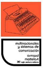 Multinacionales y Sistemas de Comunicacisn : Los Aparatos Ideolsgicos del...
