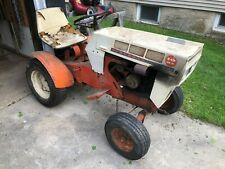 1967 Sears Suburban 10 Garden Tractor With Deck Parts Or Restore