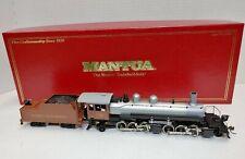 MANTUA #345-026 SIERRA 2-6-6-2 LOGGER Steam Locomotive & Tender Ho Scale NIB!!