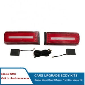 For Mercedes Benz G Class W463 Rear Tail Lights Taillight Light Led Red Color