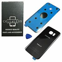 Samsung Galaxy S7 Back Glass OEM Replacement Battery Door Cover w/ Adhesive G930