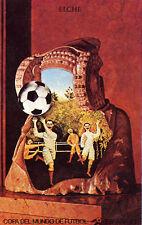 Cartel Oficial del Mundial'82. Sede Elche