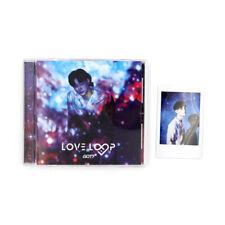 [GOT7] Japan Album-LOVE LOOP B ver. / JB Edition / Album + Photocard 2