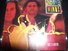 Simple Minds – She's A River CD Single