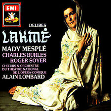 Delibes: Lakme CD