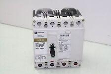 Cutler-Hammer Industrial Circuit Breaker HFD-DC 4 Pole 50 Amp HFDDC4050L 50A