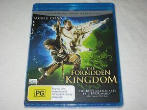 The Forbidden Kingdom - Jet Li - Brand New & Sealed - Region B - Blu Ray
