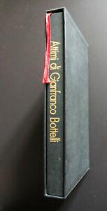LIBRO D'ARTISTA Attimi di Gianfranco Bottelli 1990 con 12 litografie autenticate