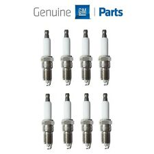 For Buick Chevy Cadillac Hummer Pontiac V8 Set of 8 Spark Plug GM Genuine OEM