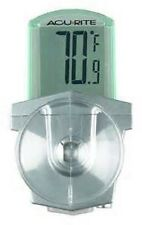 AcuRite 00799 Digital Outdoor Window Thermometer NEW