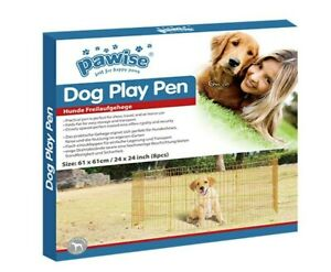 Pawise Dog Play Pen small or large