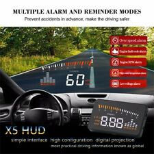 OBD II-Auto-HUD-Projektor Head-Up-Display Tachometer Kraftstoffverbrauchsalarm