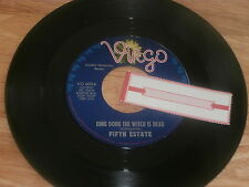 FIFTH ESTATE~DING DONG THE WITHCH IS DEAD ~Unplayed Pop 45~Jukebox Re-issue