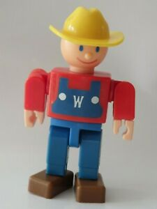 Figurine Wannabees 1975 Vintage Farmer Gabriel 3 1/2in