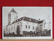 Fotokarte - Oberhöflein / Ober Höflein - n.g. 1926 - Schloß - Gem. Weitersfeld