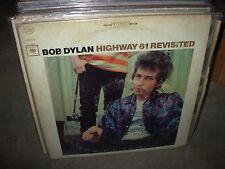 BOB DYLAN highway 61 revisited ( folk ) columbia 2eye STEREO