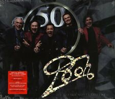 POOH POOH 50 L'ULTIMA NOTTE INSIEME SUPER DELUXE EDITION 3CD+2DVD+LIBRO NUOVO
