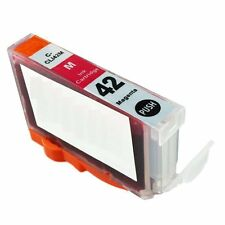 2-PACK CLI-42 Magenta Ink Cartridge Tank for Canon PIXMA PRO-100 Printers