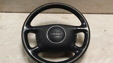 2003 AUDI A4 CONVERTIBLE MULTIFUNCTION STEERING WHEEL 8E0000124B