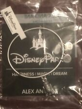 New Disney Parks Alex and Ani Star Wars R2-D2 Silver Charm Bracelet 100% Auth