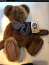 Boyds Bears Plush STUMPER A POTTER Fabric J B Bean Associates 51521111