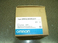 OMRON # CPM1A-10CDR-A-V1 PROGRAMMABLE CONTROLLER, NEW!!!