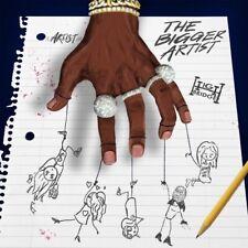 """A Boogie wit da Hoodie """"The Bigger Artist"""" Art Music Album Poster HD Print Decor"""