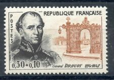 STAMP / TIMBRE FRANCE NEUF N° 1298 ** GENERAL DROUOT MNH