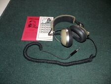 Koss PRO4AA Headband Headphones Studio Quality Beige Excellent