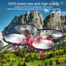 2018 Hubsan H107C X4 Drone 2.4G 4CH RC Quadcopter W/ 720P HD Camera, LED, RTF