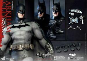 Hot Toys VGM18 Batman Arkham City 1/6 Figure
