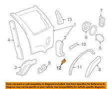 Genuine GM Parts 15672224 Passenger Side Rear Bumper Extension Outer Genuine General Motors Parts