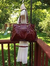 Beautiful Coach Madison Julianne Patent Leather Large Tote Bag Purse
