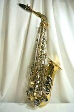 BORG Alto Saxophone / No Case