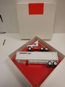 Conway Truckload Services Winross Diecast Truck 1:64 031220DBT4
