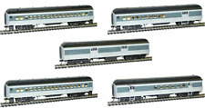 Rivarossi Union Pacific 60ft Passenger RPO Baggage Coaches  - Set Of 5 Cars