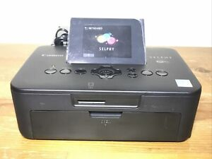 Canon Selphy CP910 Portable Compact Photo Printer (UNTESTED)