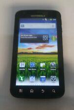 Motorola ATRIX 4G (MB860) 16GB Black- AT&T - Fully Functional