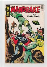 Mandrake  #5  F  King comics  1967