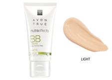 AVON TRUE NUTRA EFFECTS Beauty Balsam Mattierende BB Creme LIGHT 30ml