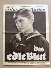 Edle Blut (BFK 597, 1927) - Eugen Burg / Stummfilm