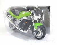 Maisto Triumph Speed Triple grün Motorrad 1:18 NEU