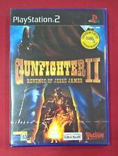 Gunfighter II - Revenge of Jesse James - PLAYSTATION 2 - PS2 - NUEVO