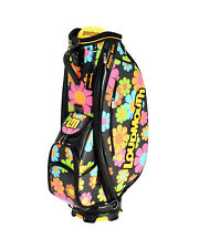 New LoudMouth Magic Bus 9 Inch Staff Golf Bag
