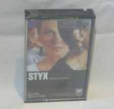 STYX Pieces of Eight Audio Cassette A & M Records Brand New Sealed